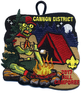 Cannon District Zombie Patch
