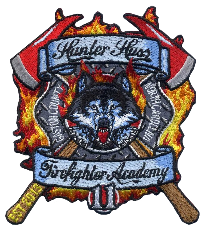 We Just Love How This Fire Department Patch Turned Out Has A Lot Of Elements In It But The Design Is Balanced And Dynamic