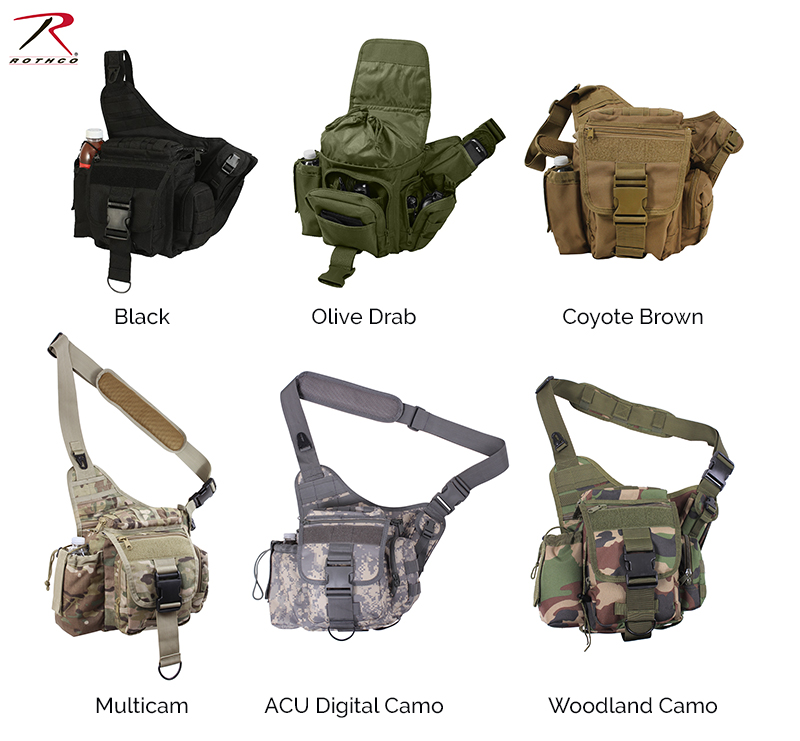 Tactical Gear - Advanced Tactical Bag