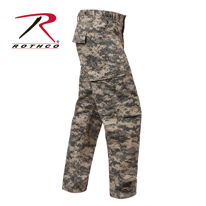 Tactical Gear - Digital Camo Tactical BDU Pants