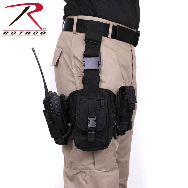 Tactical Gear - Drop Leg Utility Rig
