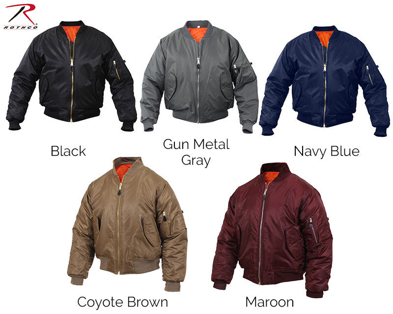 Tactical Gear - MA-1 Flight Jacket