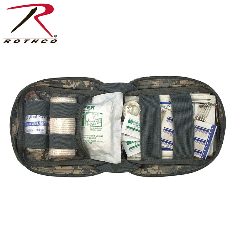 Tactical Gear - MOLLE Tactical Trauma Kit