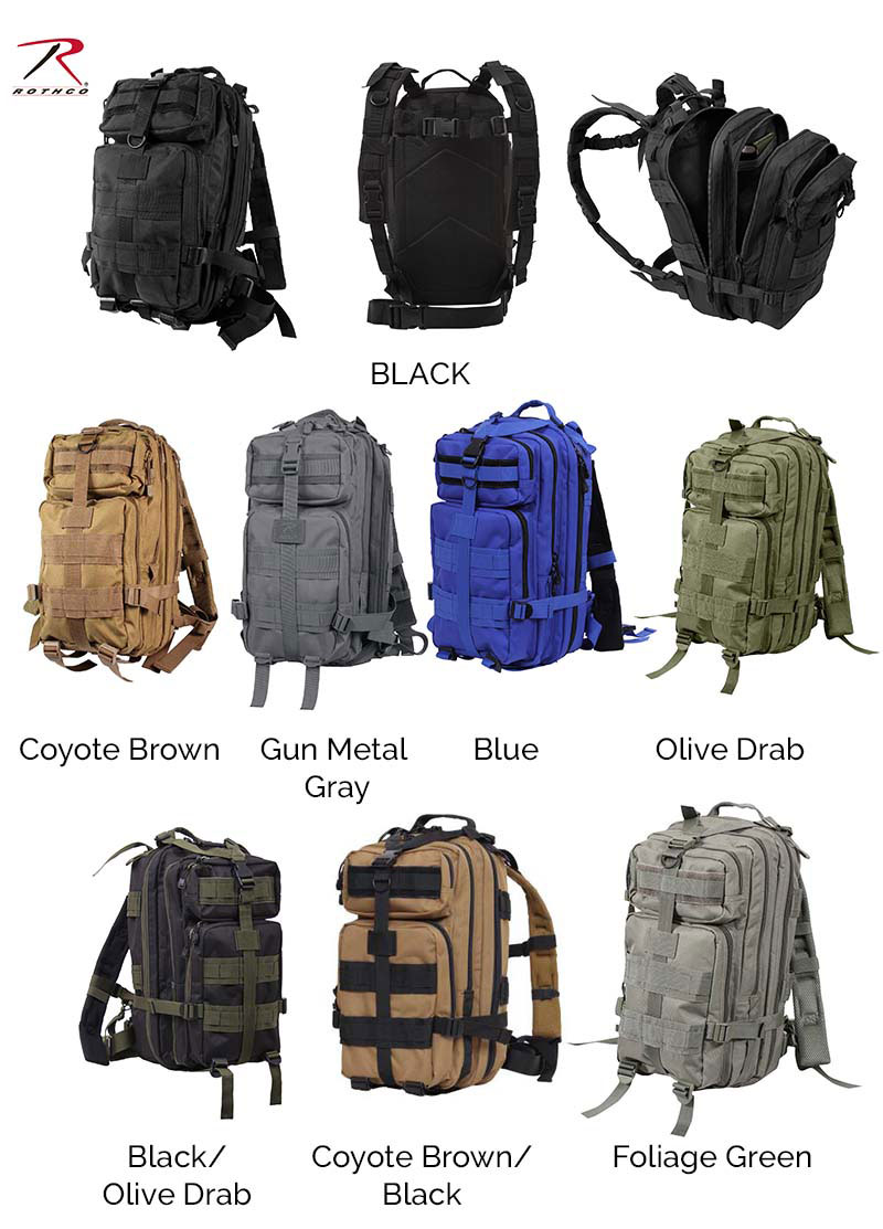 Tactical Gear - Medium Transport Pack