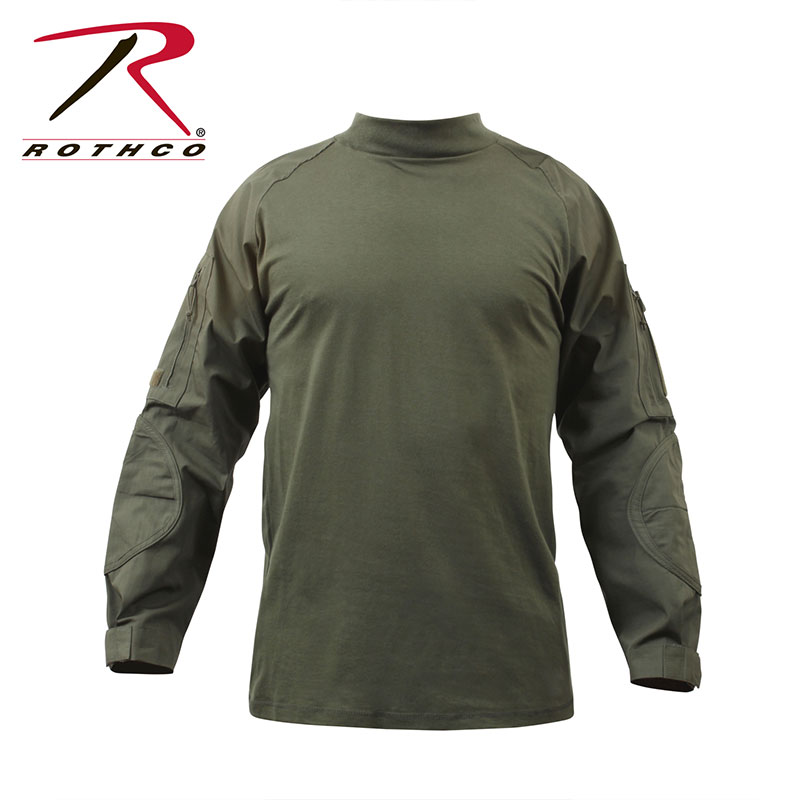 Tactical Gear - Military FR NYCO Combat Shirt
