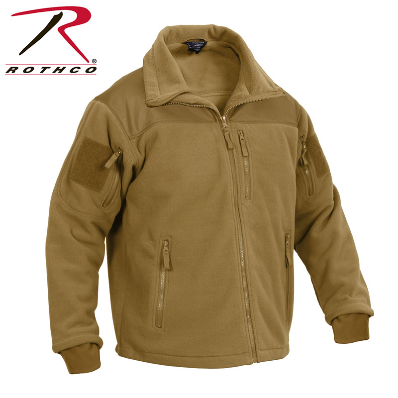 Tactical Gear - Spec Ops Tactical Fleece Jacket