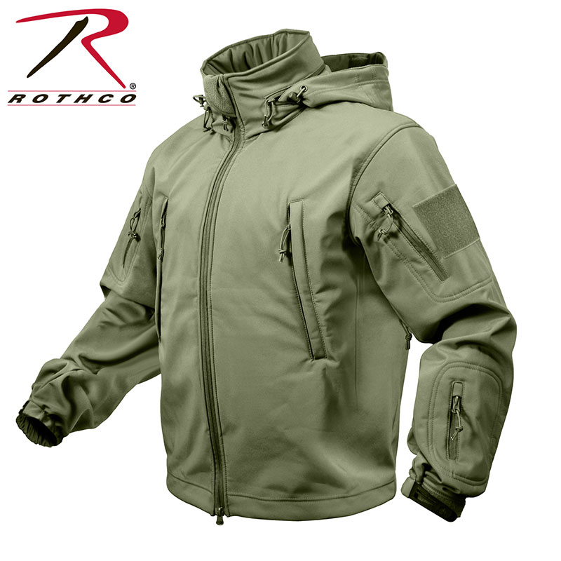 Tactical Gear - Special Ops Tactical Soft Shell Jacket