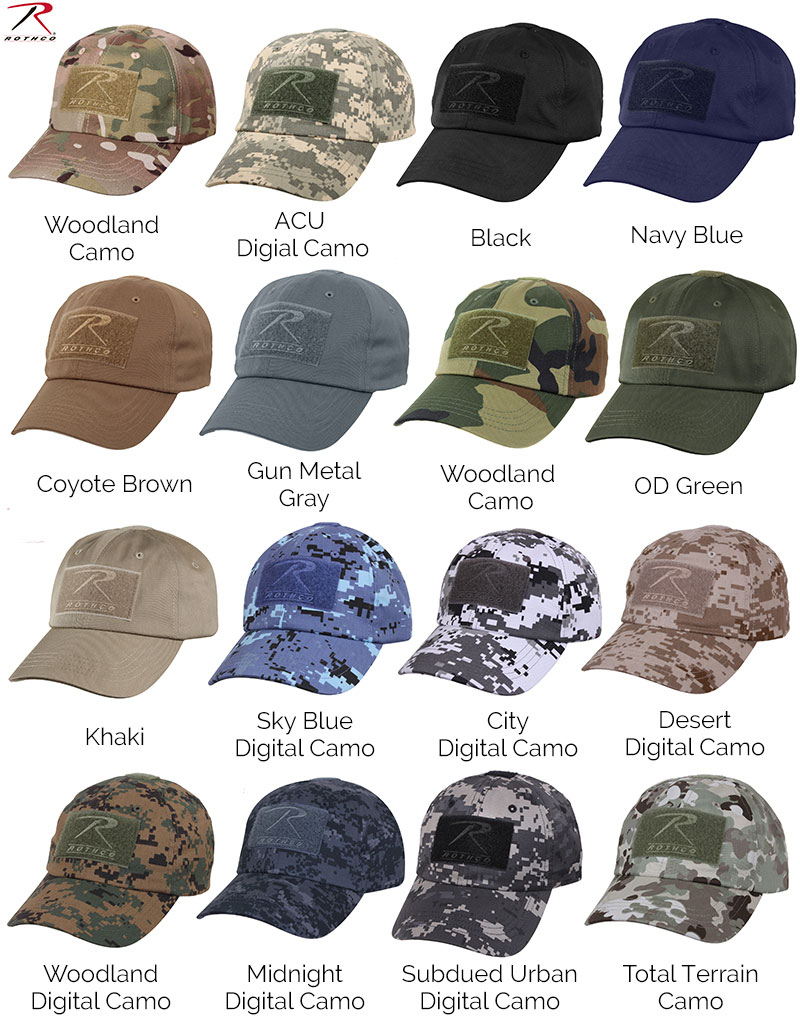 Tactical Gear - Tactical Operator Cap
