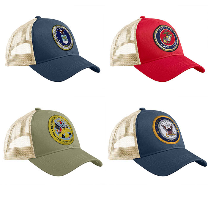 Military Branch Hats
