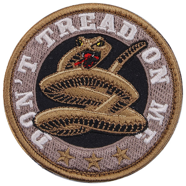 Morale Patch - Don't Tread on Me