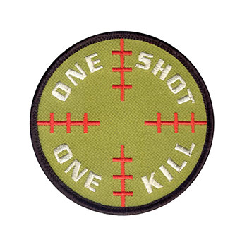 Morale Patch - One Shot, One Kill