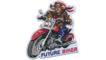 Stock Biker Patch - Future Biker