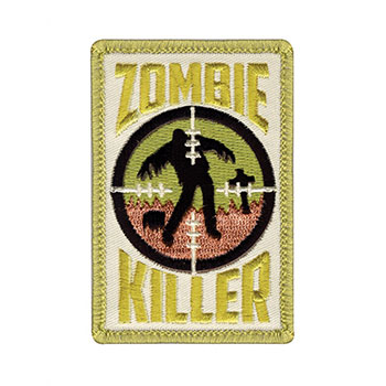 Morale Patch - Zombie Killer