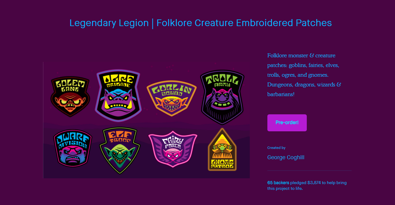 Monsterologist kickstarter screenshot