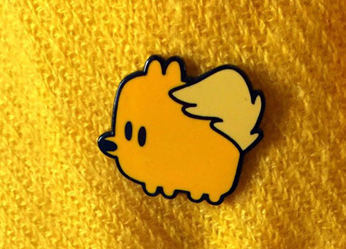 Interview with Patch & Pin Designer Nina Boyce
