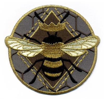 Sara Talmadge Queen Bee Patches