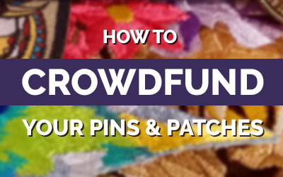 Crowdfinsing your pins
