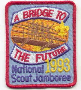 Stadri Emblems, Boy Scout Patches