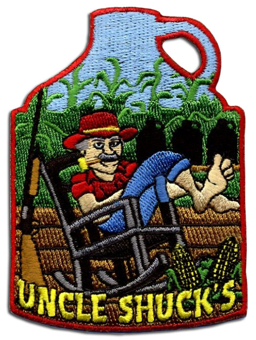 Uncle Shuk's Corn Maze Patch