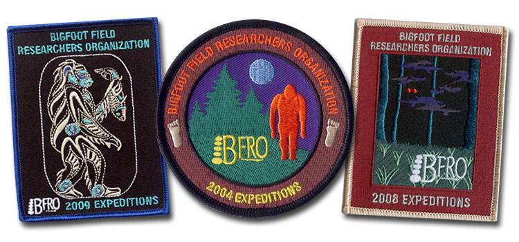 bigfoot patches