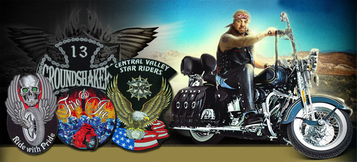 bikers traveling the world