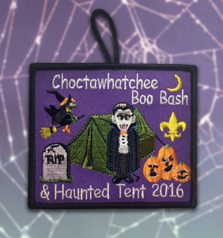 Choctawhatchee Boo Bash Tent