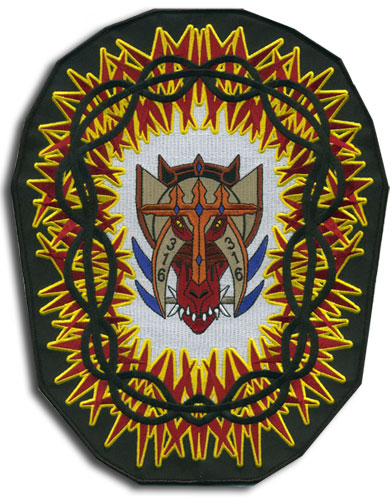 Dragon Patch 8