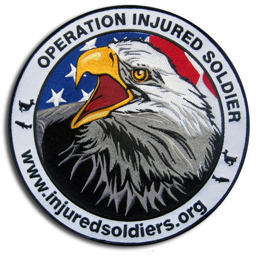 Operation Injured Soldiers Eagle Patch