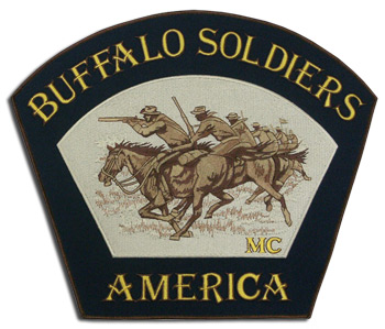 Buffalo Soliders Patch