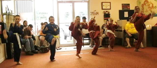 Carters Martial Arts