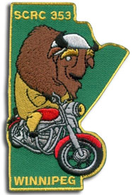 Southern Cruisers Patch