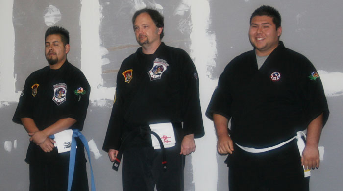 patches on martial arts uniforms