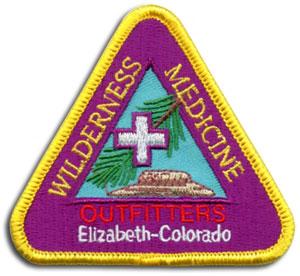Wilderness medicine Patch