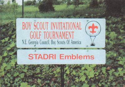 Boy Scout Invitational Golf Tournament