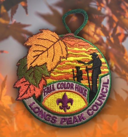 Long Peak Council Patch