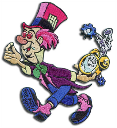 Mad Hatter Patch