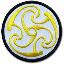 Spiral Scout Badge