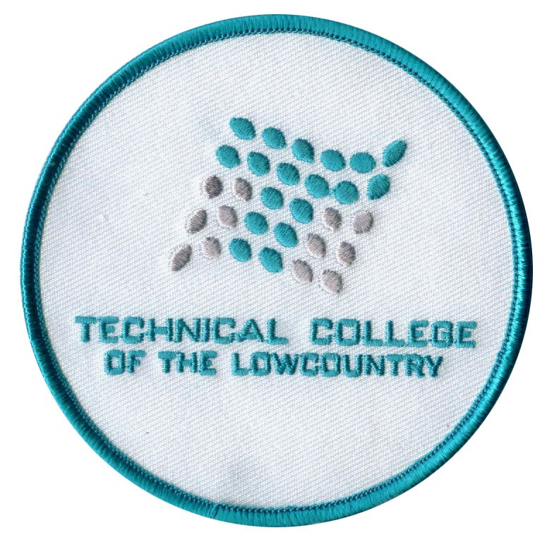 company patch