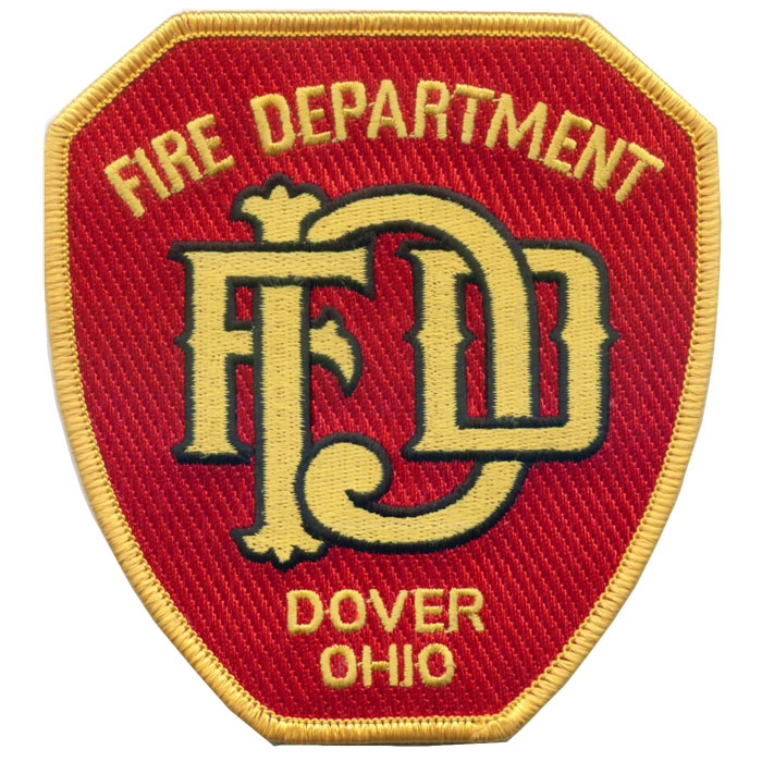 Custom Fire Patches by Stadri Emblems