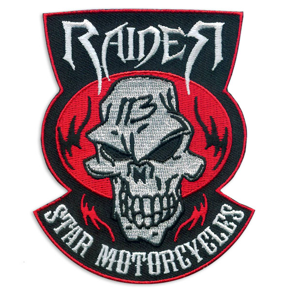 Custom Biker Patches by Stadri Emblems