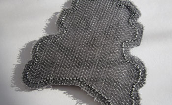 Hook-Sided Velcro Backing