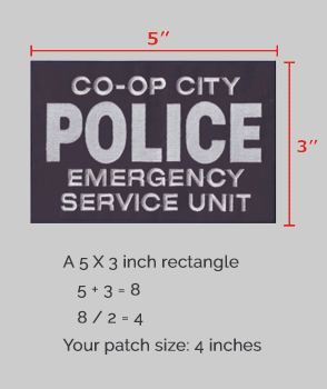 Patch Sizes