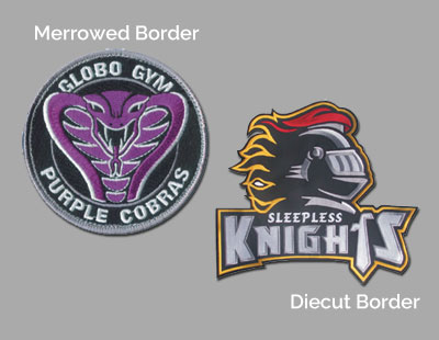 Patch Borders