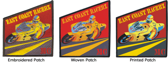 patch production processes