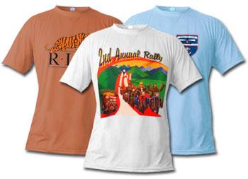 Selling Custom T Shirts