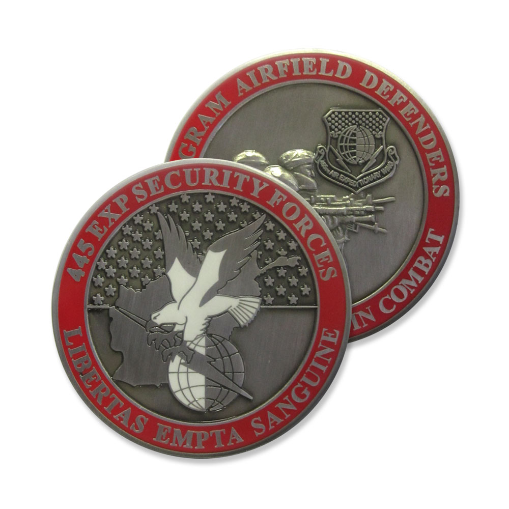 Custom Challenge Coins by Stadri Emblems